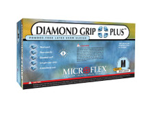 MED DGP 350M (CS10) M- Diamond latex Grip Plus Powder Free