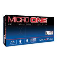 MO-150S Micro Flex Latex Micro One Lightly Powder BX/100 (MED FMO 150S)