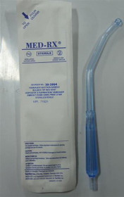 MEDRX 30-3064 CS/50 SUCTION YANKAUER INSTRUMENT W/O VENT