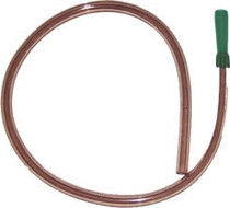 """MEDRX 58-8022 CS/100 RECTAL TUBE W/ LUBRICANT, 22FR 20"""", NON-STERILE (MEDRX 58-8022)"""