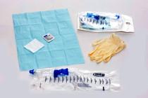 "MTG 52114 EZ-GRIPPER, EZ-ADVANCER CLOSED SYSTEM Urinary CATHETER KIT 14 French, 16"""