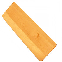 """MTS 5200 SAFETYSURE TRANSFER BOARD SOLID MAPLE, WEIGHT CAPACITY 300LBS, 24"""" LONG"""