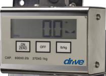 Drive Medical 13046-HD Digital Patient Lift Scale HD 600 LB