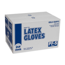 PM 68005 (CS10) BOX/100 PRIMATOUCH FLEX LATEX GLOVES, SIZE X-SMALL (PM 68005)