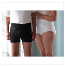 Salts BOXWSM SIMPLICITY UNISEX BOXER, SIZE SMALL/MEDIUM, COLOUR WHITE (SALT BOXWSM)