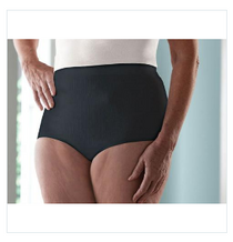 Salts BRFBSM SIMPLICITY LADIES BRIEF, SIZE SMALL/MEDIUM, COLOUR BLACK (SALT BRFBSM)