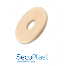 Salts SMST SecuPlast Mouldable Seals Thin 50mm Box/30 (SALTS SMST)