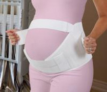 Scott Specialties 3091SM COMFY CRADLE MATERNITY SUPPORT W/MOLDABLE INSERT, SMALL/MEDIUM 4-12 (NON-RETURNABLE)