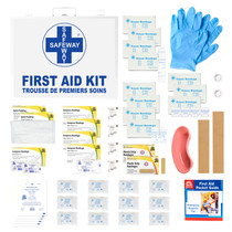 SOU F852M021 FIRST AID KIT 16-200 EMPLOYEE
