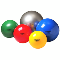 "Thera-Band 23020 Exercise Ball, 55 cm, 22"", Red, In Box (NON-RETURNABLE)"