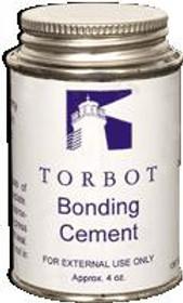 Torbot TT410 LIQUID BONDING CEMENT 4OZ can Each