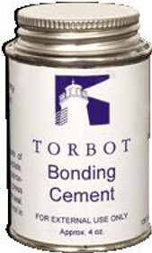 Torbot TT410 LIQUID BONDING CEMENT 4OZ can Each