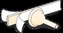 UROCARE 522140 URO-CATH MOLDED LATEX EXTERNAL CATHETER W/ UROFOAM 2, X-LARGE (40MM) BX/50
