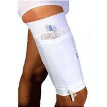 UROCARE 6382 Urinary LEG BAG HOLDER FOR UPPER LEG, SIZE SMALL