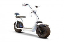 eWheels EW-08 FAT TIRE ELECTRIC SCOOTER White (Shipping included)