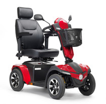 "Drive Medical PANTHER22CS Panther Heavy Duty 4-Wheel Scooter 22"" Captain's Seat"