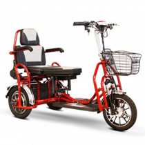 EWheels EW-02 Heavy Duty Bariatric Mobility Scooter (Shipping included)