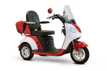 eWheels EW-42R Mobility Scooters Red (Shipping included)