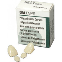 3MD-P102 3m Espe Polycarbonate Crown Forms (5/Bx)