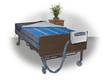 """Drive 14048 Med-Aire Bariatric Low Air Loss Mattress System, 48"""" Wide"""