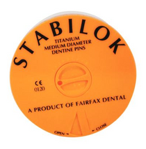 Fairfax JO Stabilok Economy Kit Titanium Orange Medium (Fairfax JO)