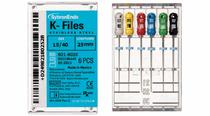 Kerr 06153 Sybron K-Files 30mm #20 (Kerr 06153)