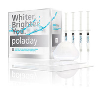 SDI 7700357 Poladay Hydrogen Peroxide 6% 4x1.3g Syringes Box/4