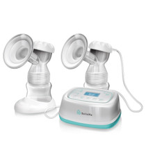 BelleMa XN-2210M2 Effective Pro Double Electric Breast Pump (Mom's Choice Award Winner), with IDC (Independent Dual Control)