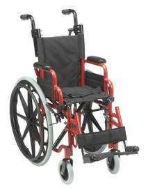 Drive WB1200-2GFR Wallaby Pediatric Wheelchair