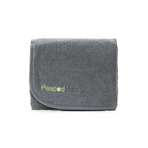 PeapodMats 3' x 5' (.91m x 1.5m) waterproof bedwetting mats - GRAY