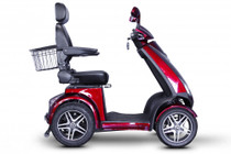 EWheels Dealers EW72 4-WHEEL SCOOTER, Red, Shipping included