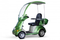 E-Wheels EW-54 4-Wheel Power Scooter/ Mini Golf Cart (EW-54) Green - Shipping included