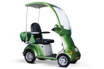 EWheels EW-54 4-Wheel Power Scooter/ Mini Golf Cart (EW-54) Green - Shipping included