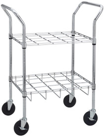 Drive Medical Oxygen Cylinder Carrier Cart fits 20 (18144)
