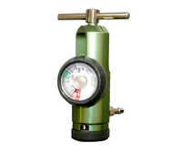 Regulator Green 0 to 15
