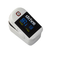 Drive Medical 18705 Fingertip Pulse Oximeter Clip Style (Drive Medical 18705)