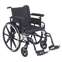 Swing Footrests Rest Aluminum Viper GT (3250)