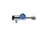 Regulator 1/2 to 15 LPM Blue