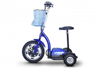 EWheels EW-18 Stand-N-Ride Recreational Scooter Blue