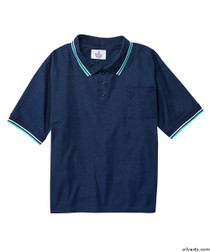 Silvert's 507100102 Adaptive Clothing Men , Size Medium, NAVY