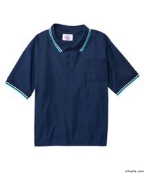 Silvert's 507100104 Adaptive Clothing Men , Size X-Large, NAVY