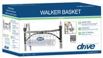 Drive 10200BR-6 Walker Basket White (Case of 6)