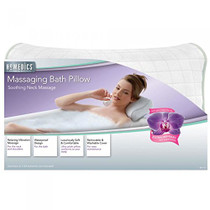 HoMedics BA-110-CA Vibration Massage Bath Pillow