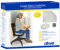 Drive Medical RTLPC23388 Foam Ring with Removable Cover