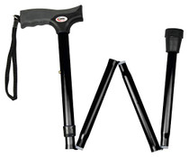 Adjustable Cane Plastic Handle (4870)