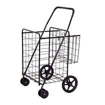 Folding Personal Shopping Cart (4868)