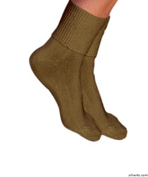 Silvert's 191100501 Simcan Ultra Stretch Comfort Diabetic Sock Ultra Stretch Comfort Diabetic Socks , Size Regular, SAND