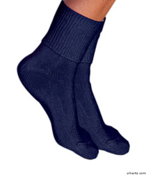 Silvert's 191100401 Simcan Ultra Stretch Comfort Diabetic Sock Ultra Stretch Comfort Diabetic Socks , Size Regular, NAVY