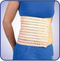 Ortho-Active R6007L Abdominal Binder - Medium