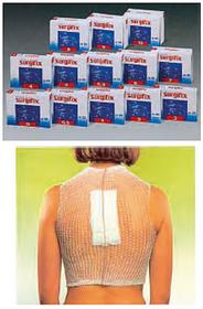 Surgifix 00190250 Elastic Net Bandage 25m/roll Size 6 Torso - X-Small (Surgifix 00190250)